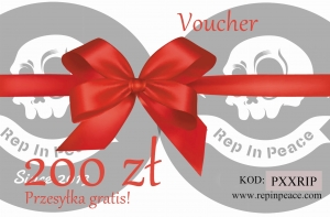 Voucher or eVoucher 200 zł