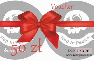 Voucher or eVoucher 50 zł