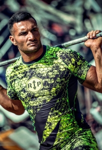 Men's Crossfit Rashguard ENERGY