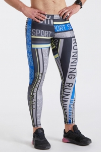 Men's Running Tights SUPERSONIC SPEED