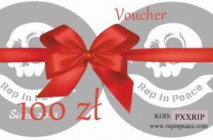 Voucher or eVoucher 100 zł