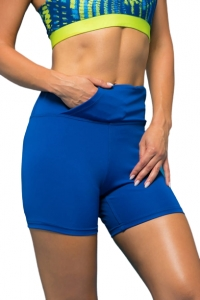 Running Women's Shorts RUN BLUE